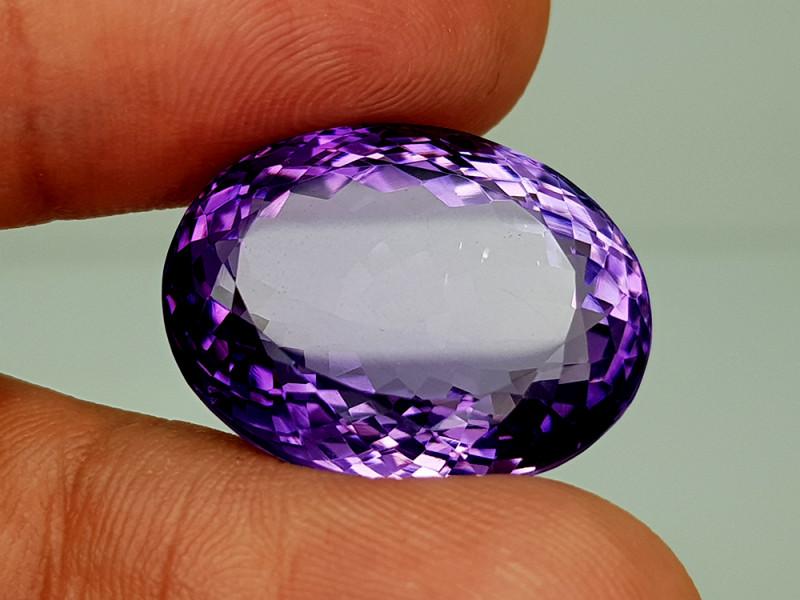 35.45Crt Natural Amethyst  Natural Gemstones JI132