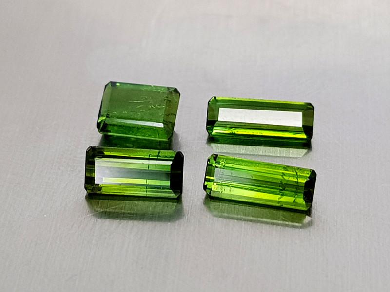 2.65Crt Tourmaline lot Natural Gemstones JI132