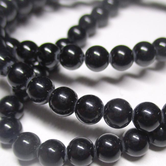 56.52tcw Strand onyx beads