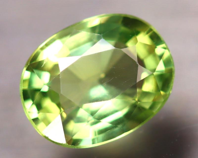 Apatite 2.05Ct Natural Paraiba Green Color Apatite D1701/B44