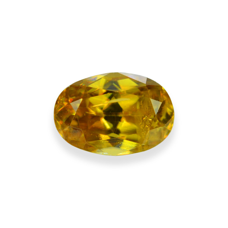 1.16 Cts Stunning Lustrous Natural Sphene