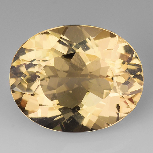 2.44 CT NATURAL HELIODOR TOP CLASS LUSTER GEMSTONE HL5