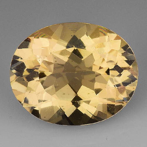 2.35 CT NATURAL HELIODOR TOP CLASS LUSTER GEMSTONE HL9