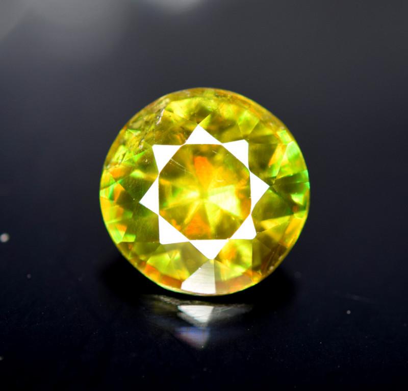 2.35 cts Sphene Titanite Gemstone ,