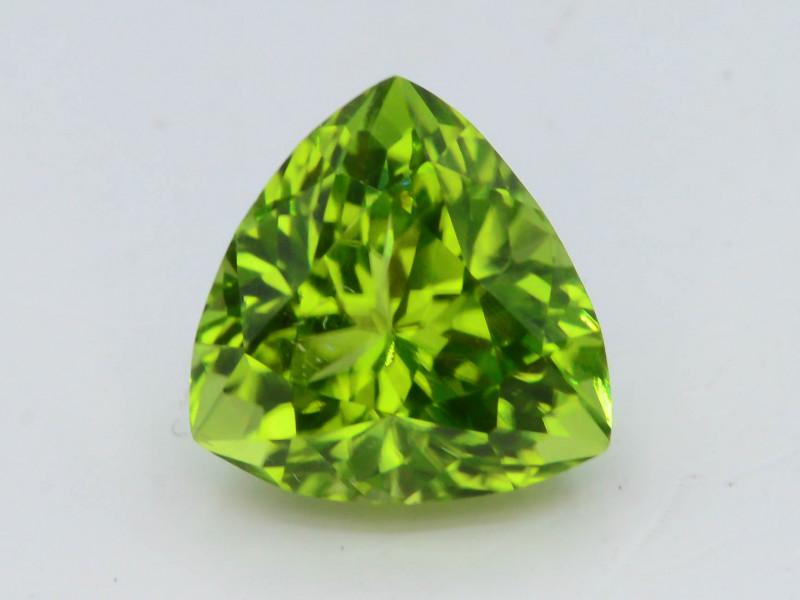 Apple Green 4.15 Ct Natural Himalayan Peridot ~ G