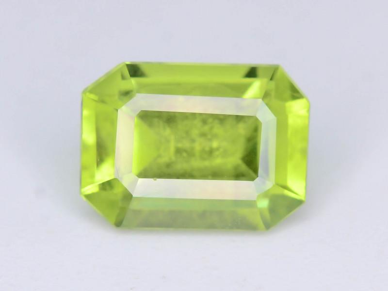 AAA Color 1.40 ct Himalayan Peridot ~ Pakistan ~ K