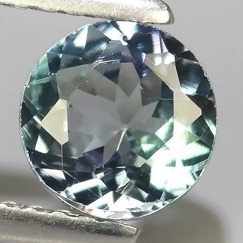 WOW! 1.00 CTS DAZZLING NATURAL LOVELY RARE LUSTER RARE COLOR TANZANITE