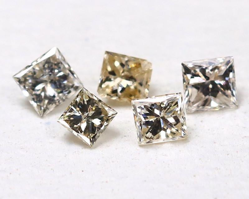 Diamond 0.12Ct Natural Genuine Fancy Color Diamond Lot B680