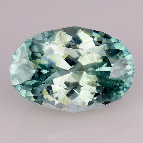 2.44 Cts Natural Zircon Exceptional Color ~ Cambodia ZR25