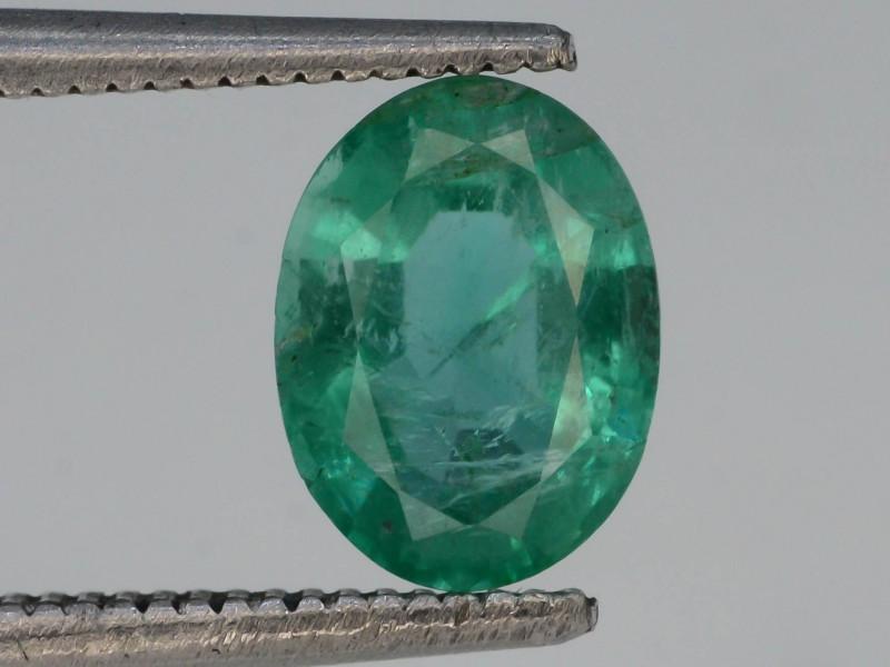 AAA Grade 1.45 Ct Natural Zambian Emerald