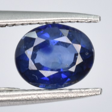 Natural Blue Sapphire 0.67 CTS