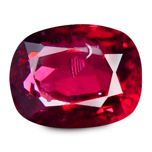 Red Spinel 0.77 Cts No reserve BGC828
