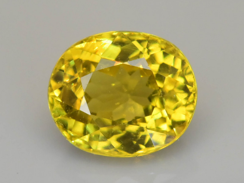 Sparkly Mali Garnet 1.59 ct Nice Rich Yellow Color Mozambique SKU-48