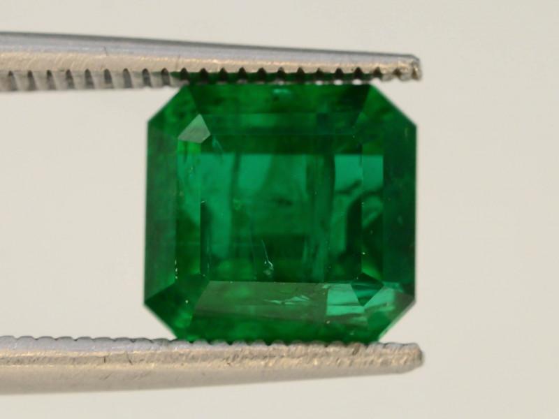 Top Color 3.25 ct Vivid Green Emerald~Afghanistan