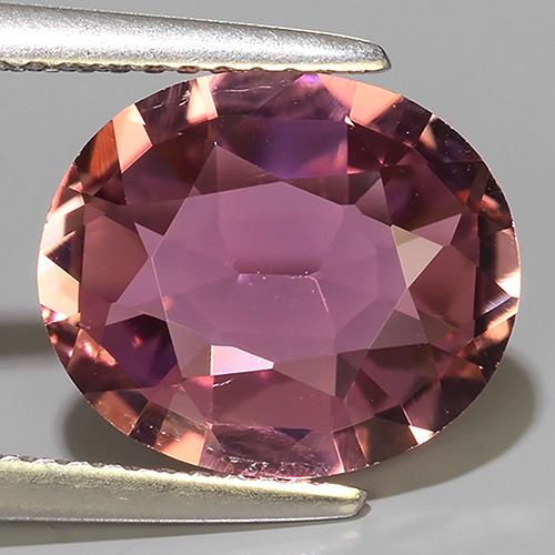 Amazing Natural Pink Touamaline Oval 4.15 Cts~Excellent Gem~