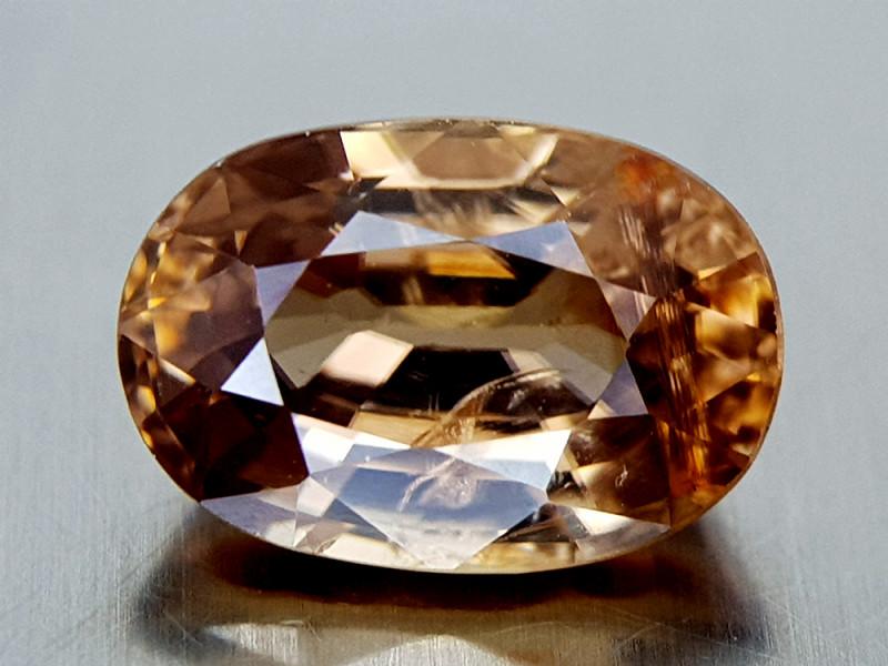 4.65Crt Imperial Zircon Natural Gemstones JI137