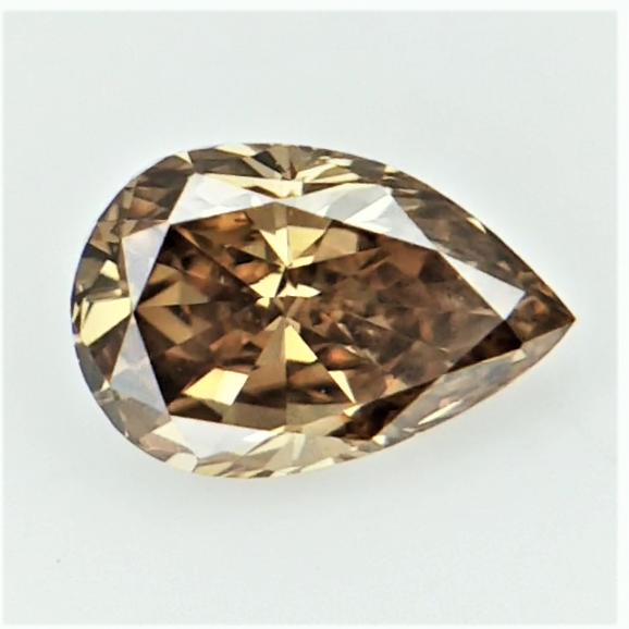 0.31 CTS , fancy Color Diamond , Fancy Cut Diamond