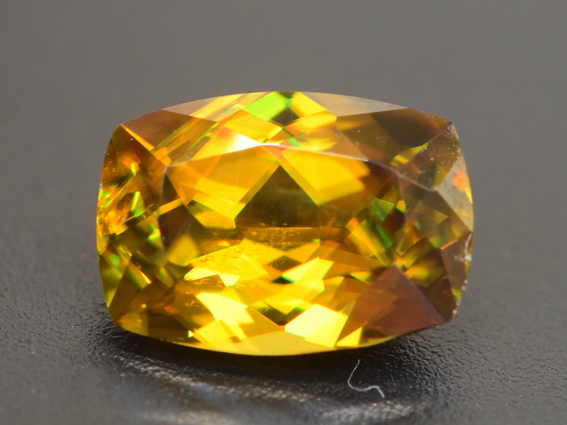 Rare AAA Fire 1.82  ct Sphene Sku-72