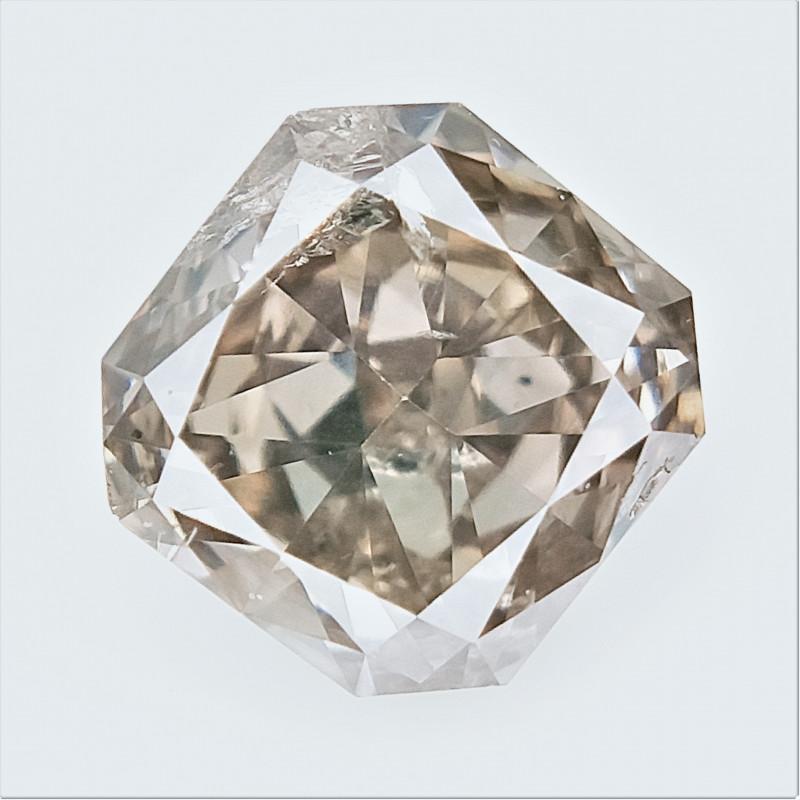 0.41 cts . fancy Color Diamond , Fancy Cut Diamond