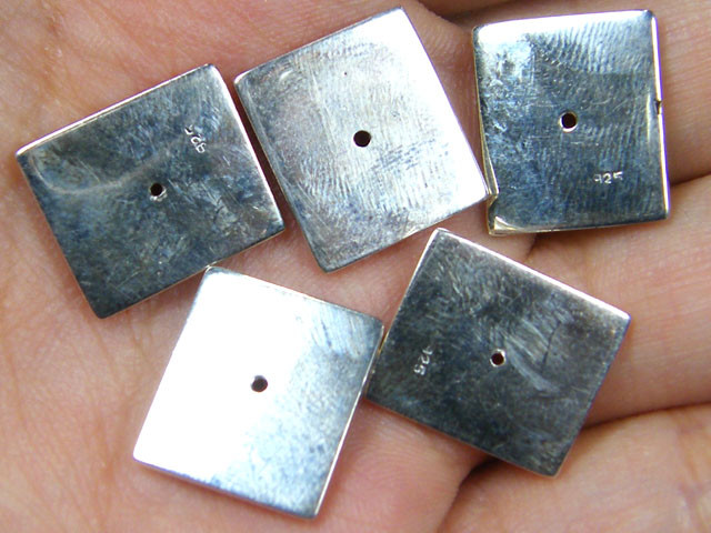 PARCEL 40 STERLING SILVER PIECES  AAT 813