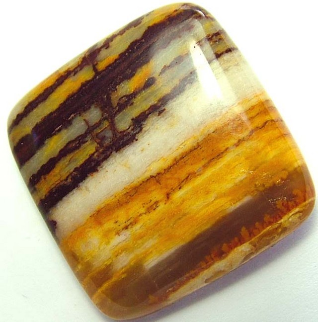 COCONUT JASPER -INDIA - 51.05 CTS [MX4343 ]