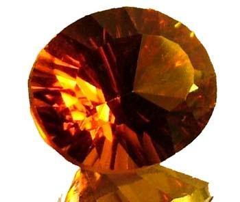 MYSTIC QUARTZ 'MANDERINE' 2.40 CTS  [TS327 ]