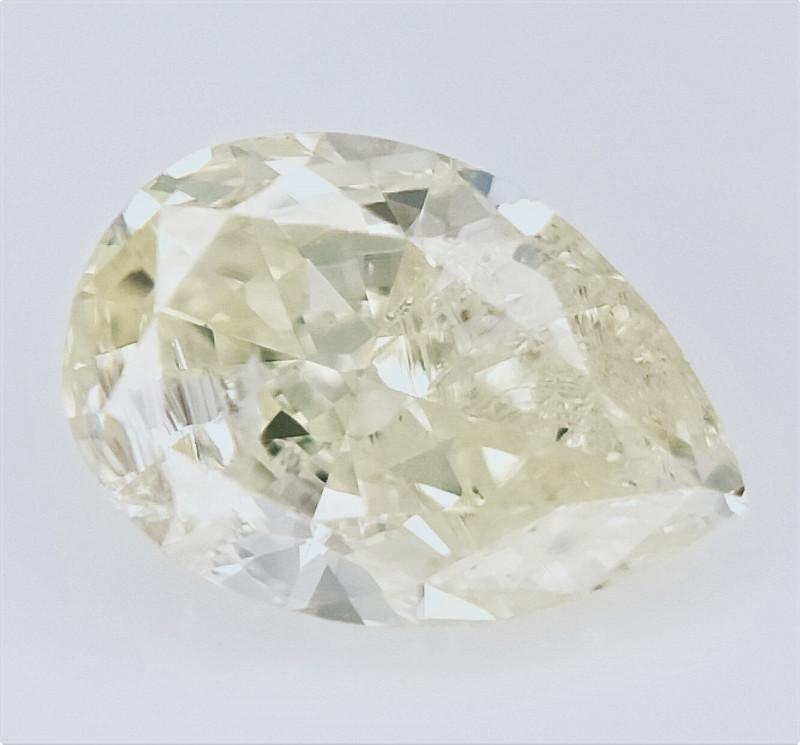 0.26 CTS , fancy Color Diamond , Fancy Cut Diamond