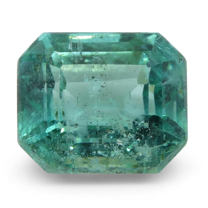 2.47ct Emerald Cut Emerald