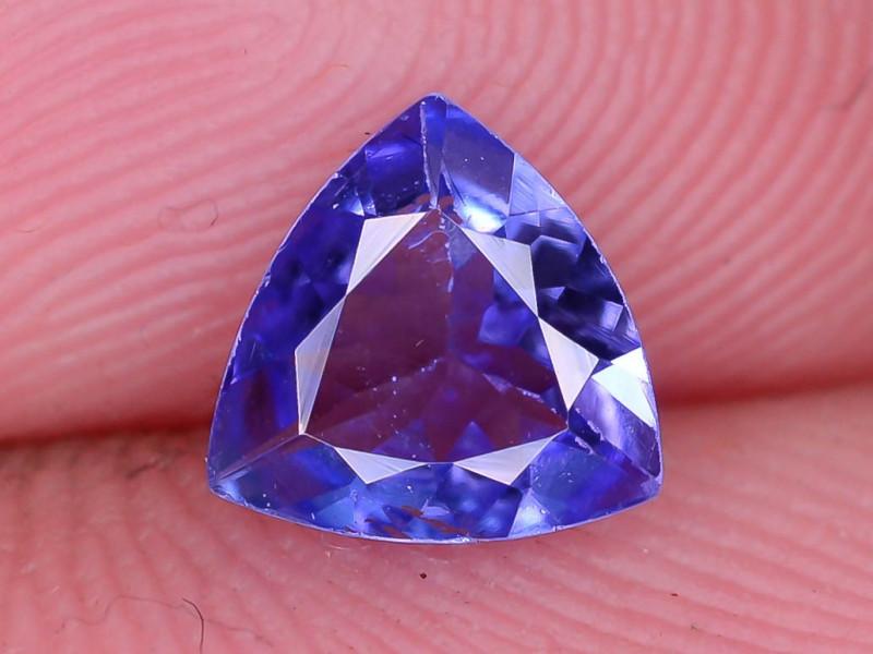 AAA Grade 0.80 ct Tanzanite eye catching Color ~ K
