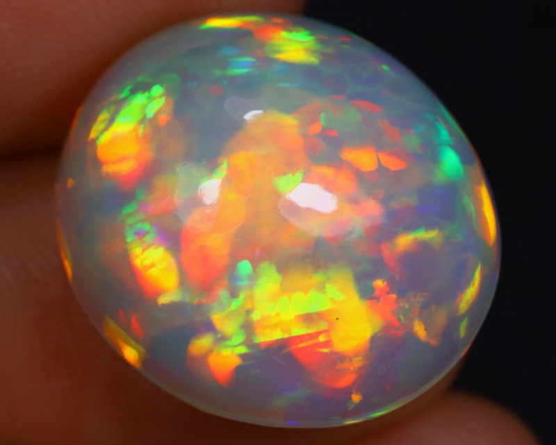 COLLECTION 12.00cts Natural Ethiopian Welo Opal / BF5142