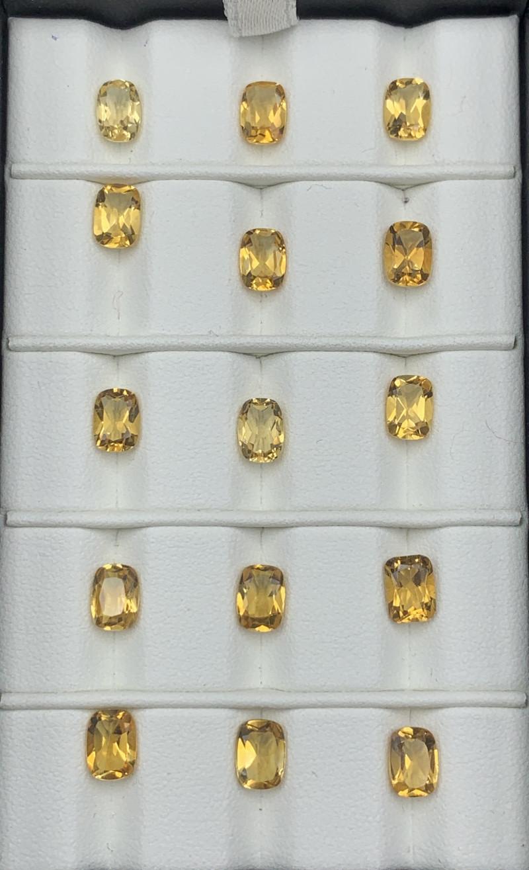 12.86 Carats Citrine  Gemstones