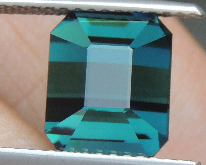 4.85cts, Indicolite Blue Tourmaline,