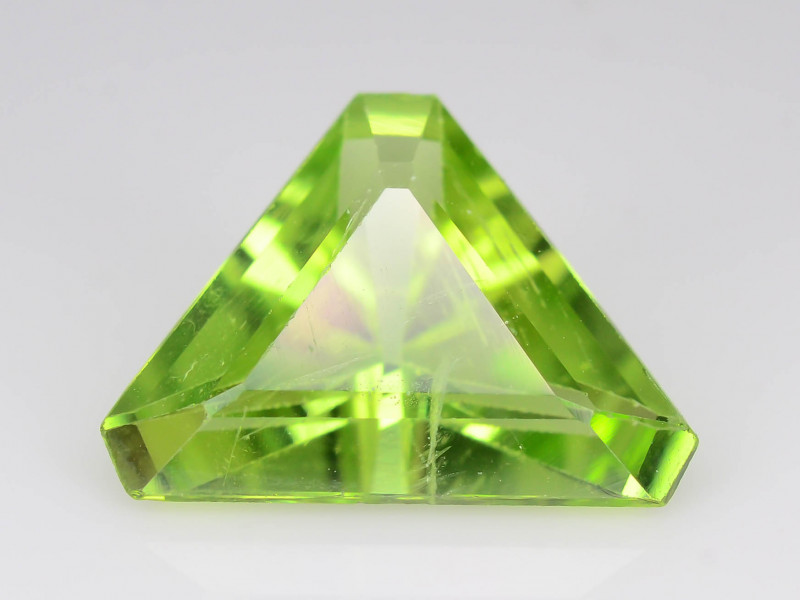 AAA Color 3.05 ct Himalayan Peridot ~ Pakistan ~ K