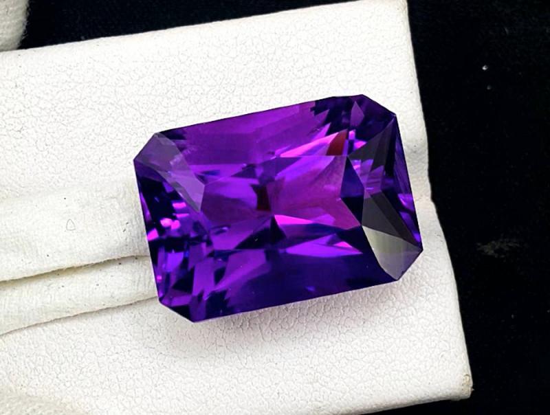 Amethyst, 25.10 Cts Natural Top Color & Cut Amethyst Gemstones