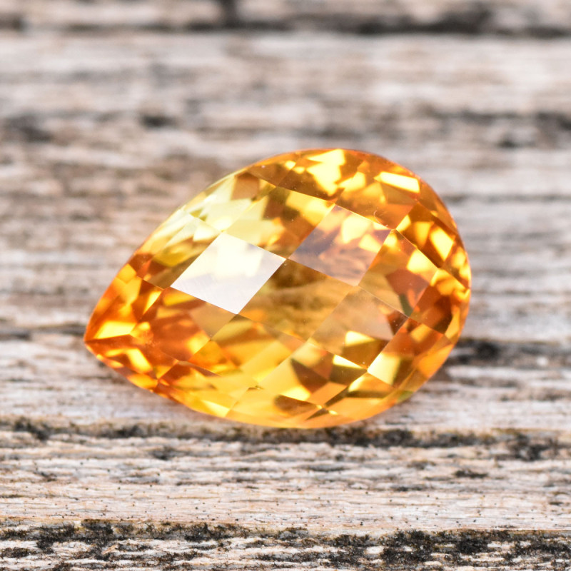 4.96cts Natural Citrine (RC36)