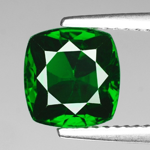 2.72 Ct Tsavorite Vivid Green Collector Gemstone Ts1