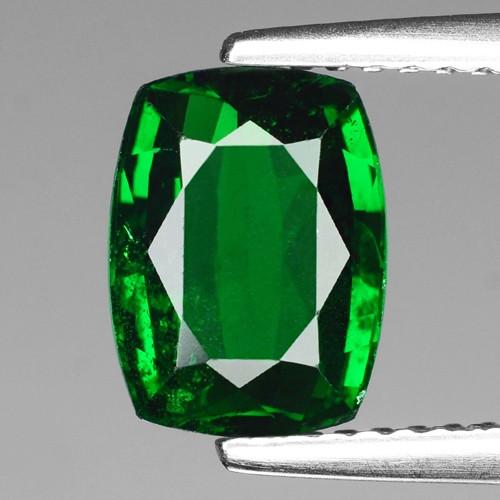 2.17 Ct Tsavorite Vivid Green Collector Gemstone Ts2