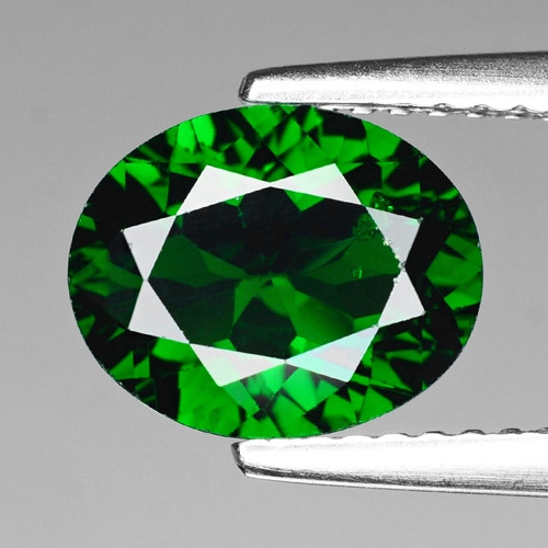 2.08 Ct Tsavorite Vivid Green Collector Gemstone Ts6