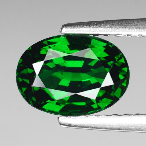 2.09 Ct Tsavorite Vivid Green Collector Gemstone Ts8