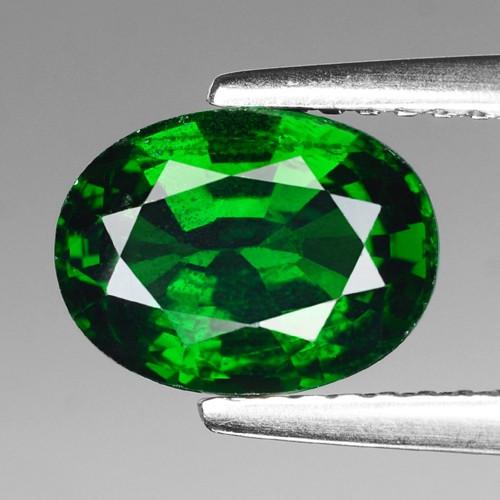 2.10 Ct Tsavorite Vivid Green Collector Gemstone Ts9