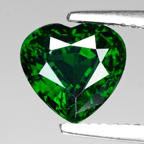 2.65 Ct Tsavorite Vivid Green Collector Gemstone Ts14