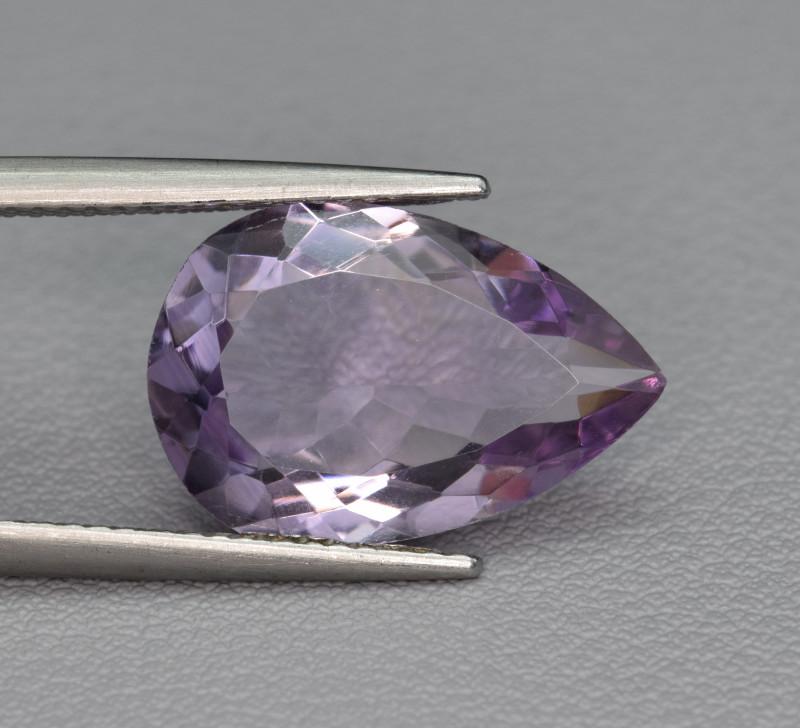Natural Amethyst 5.35 Cts, Good Quality Gemstone