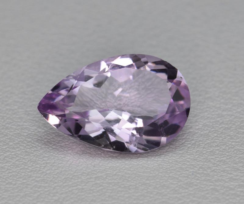 Natural Amethyst 5.37Cts, Good Quality Gemstone