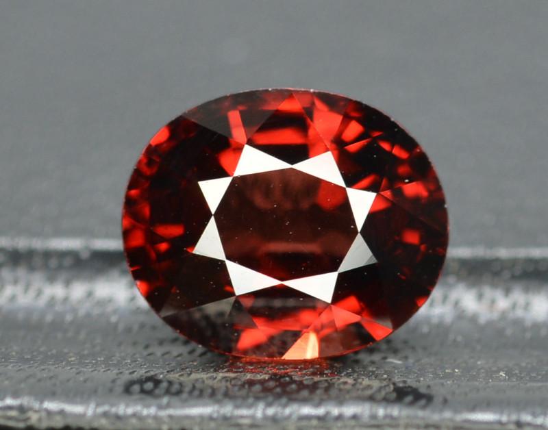 2.65 Cts Exquisite  Natural Color Spessartite Garnet