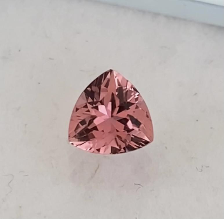 Pretty Little Sparkling Hot Pink Tourmaline - Brazil KR155