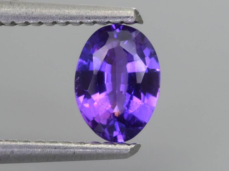 Sapphire 0.82  ct Purple Color Sri Lanka SKU.31