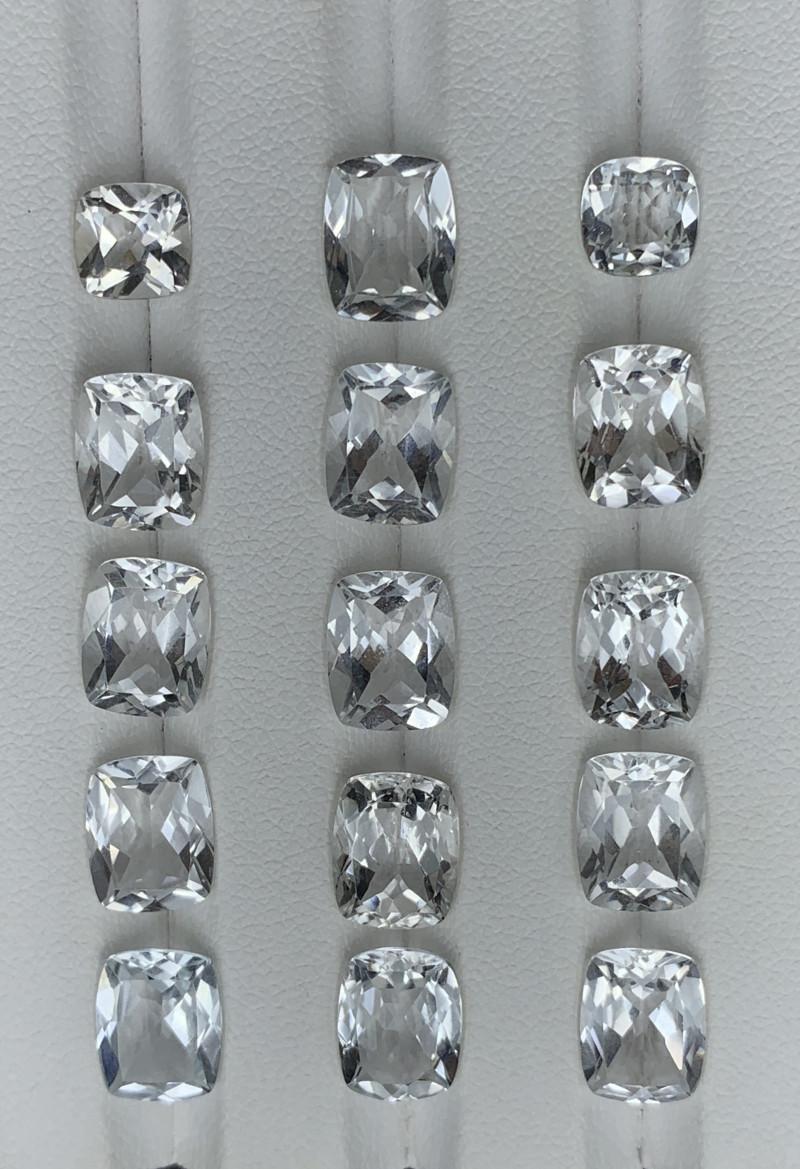 49.13 Carats Topaz Gemstones