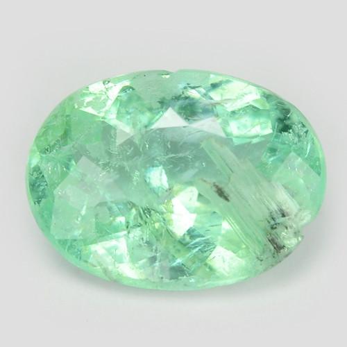 Paraiba Tourmaline 0.83 Cts Natural Blue Green Copper Bearing