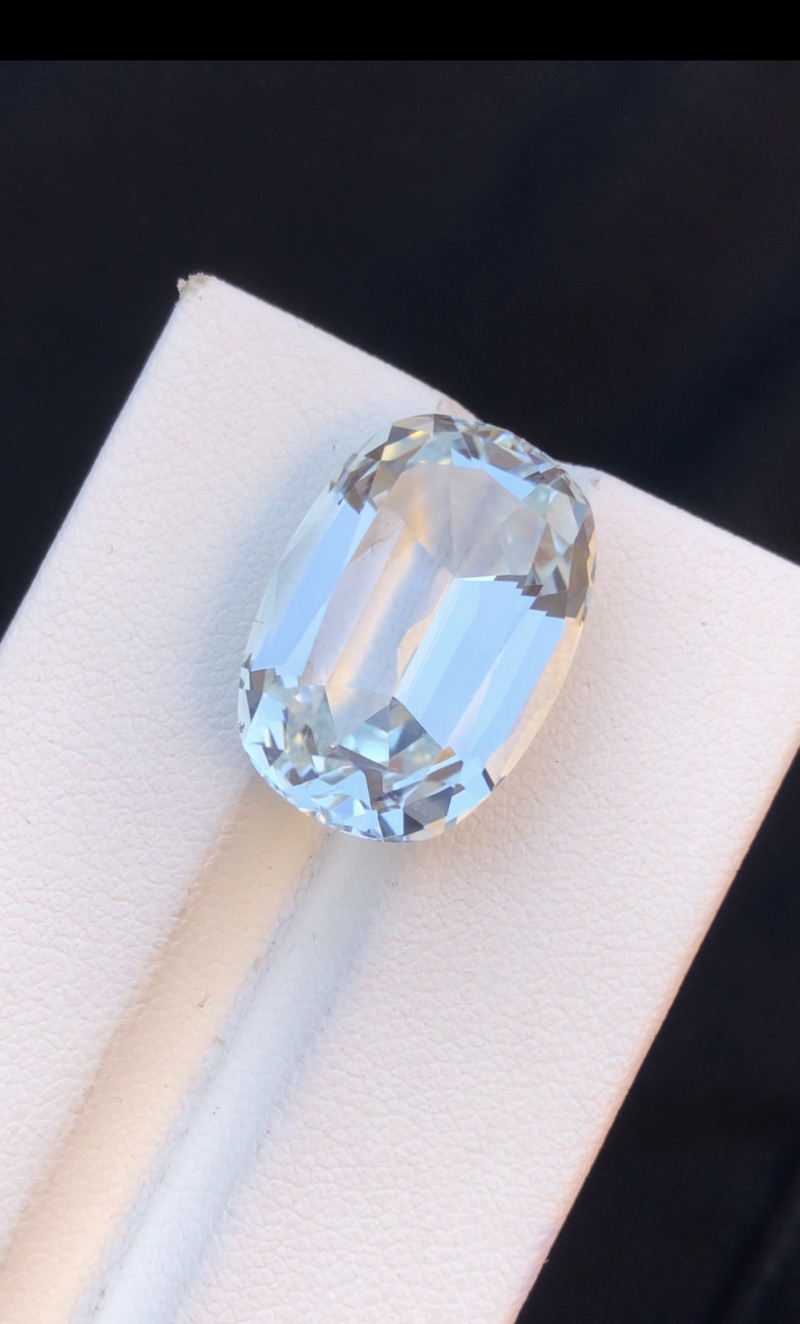 Quality Aquamarine  17.20 Ct Natural  Beautiful Aquamarine Gemstone