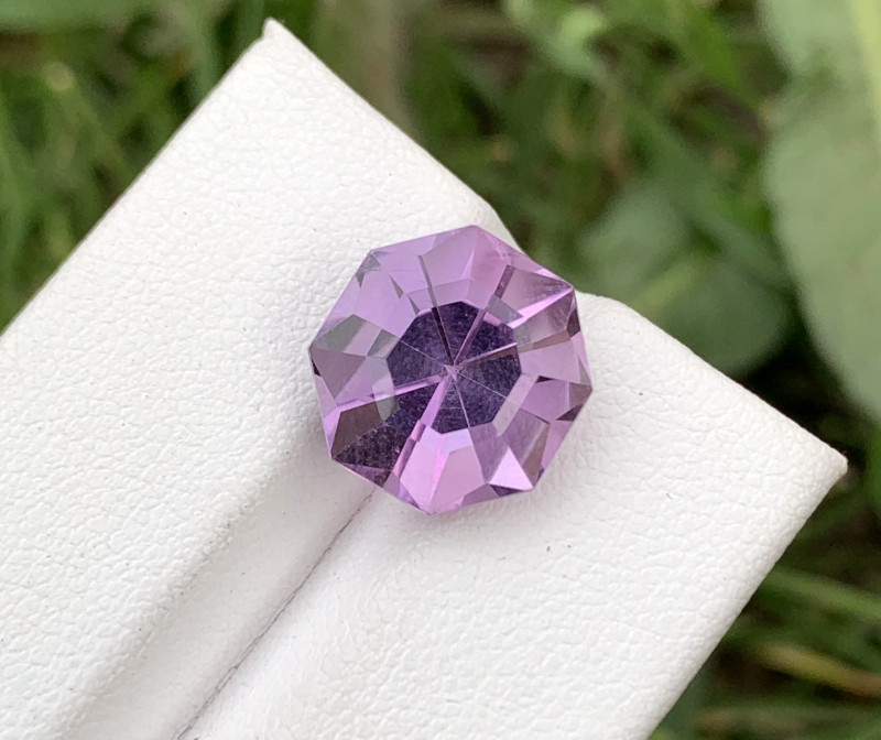 5.85 CTs Natural Amethyst Gemstones◇Brazil